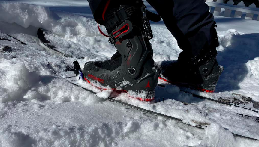 Hardboot splitboarding offers increased efficiency as compared to traditional soft boot systems.